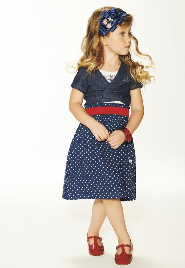 Mẫu nhí 5 tuổi tự thiết kế BST thời trang 8