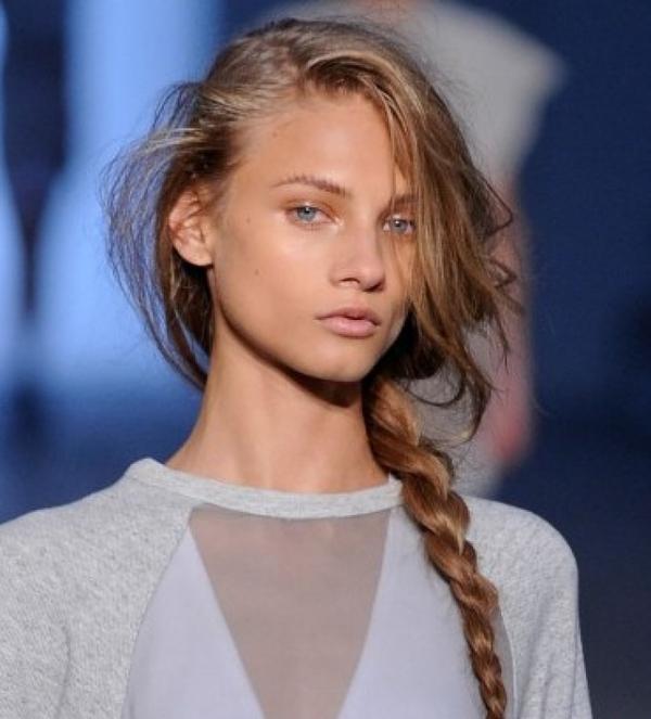 7 kiểu tóc búi/cột bạn nên thử cho mùa Hè 2013 17
