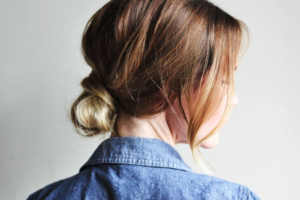 7 kiểu tóc búi/cột bạn nên thử cho mùa Hè 2013 14