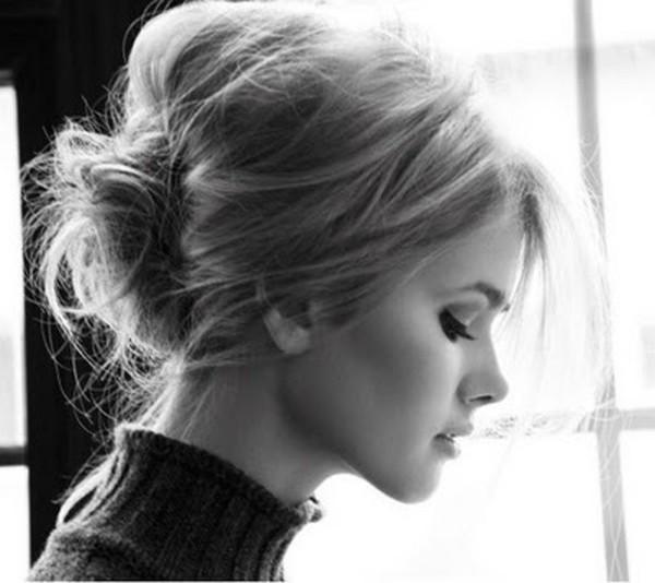 7 kiểu tóc búi/cột bạn nên thử cho mùa Hè 2013 2