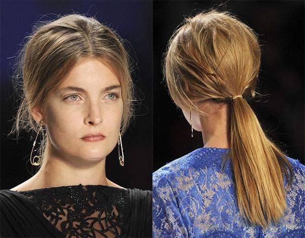 7 kiểu tóc búi/cột bạn nên thử cho mùa Hè 2013 20