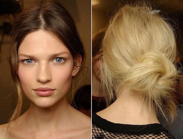 7 kiểu tóc búi/cột bạn nên thử cho mùa Hè 2013 3