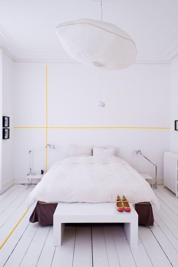 Làm mới không gian và đồ nội thất bằng băng dính Washi 3