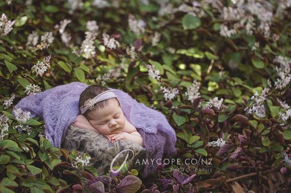 Ngất ngây ngắm chùm ảnh em bé ngủ ngon lành giữa thiên nhiên  1
