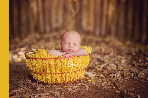 Ngất ngây ngắm chùm ảnh em bé ngủ ngon lành giữa thiên nhiên  2
