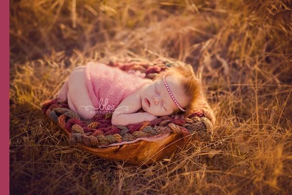 Ngất ngây ngắm chùm ảnh em bé ngủ ngon lành giữa thiên nhiên  12