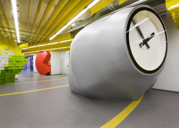 Top 10 trụ sở có thiết kế nội thất thú vị nhất năm 2013 (Phần 2) 1