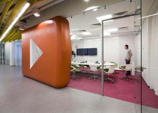 Top 10 trụ sở có thiết kế nội thất thú vị nhất năm 2013 (Phần 2) 4