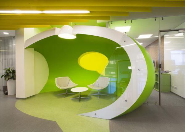 Top 10 trụ sở có thiết kế nội thất thú vị nhất năm 2013 (Phần 2) 3