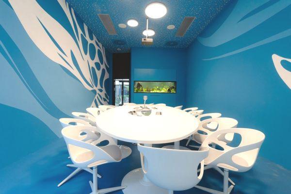 Top 10 trụ sở có thiết kế nội thất thú vị nhất năm 2013 (Phần 2) 6