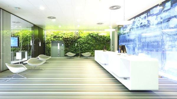 Top 10 trụ sở có thiết kế nội thất thú vị nhất năm 2013 (Phần 2) 8