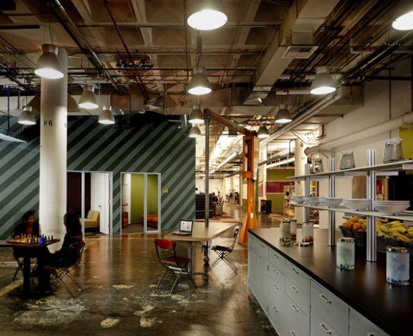 Top 10 trụ sở có thiết kế nội thất thú vị nhất năm 2013 (Phần 2) 10