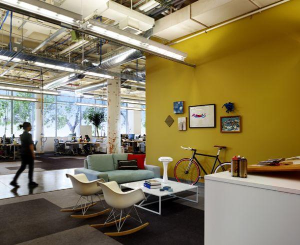 Top 10 trụ sở có thiết kế nội thất thú vị nhất năm 2013 (Phần 2) 11