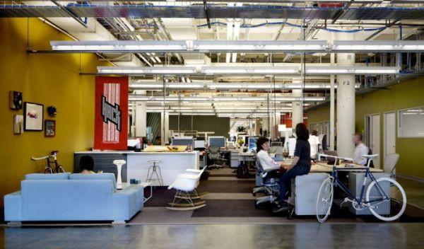 Top 10 trụ sở có thiết kế nội thất thú vị nhất năm 2013 (Phần 2) 12
