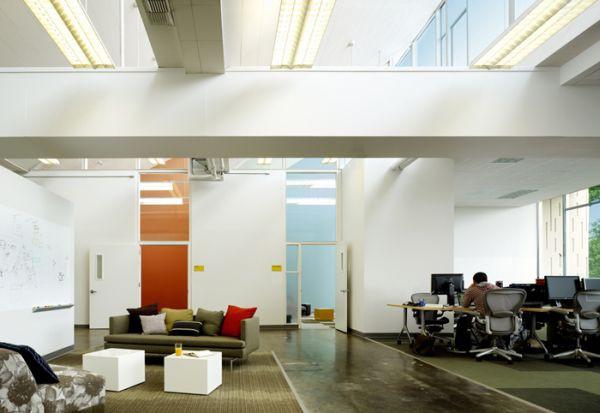 Top 10 trụ sở có thiết kế nội thất thú vị nhất năm 2013 (Phần 2) 14