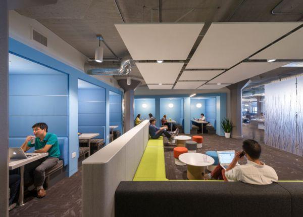Top 10 trụ sở có thiết kế nội thất thú vị nhất năm 2013 (Phần 2) 19