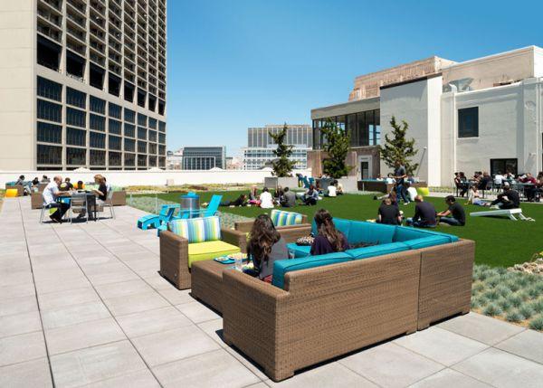 Top 10 trụ sở có thiết kế nội thất thú vị nhất năm 2013 (Phần 2) 23