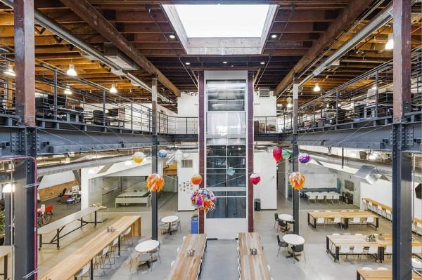 Top 10 trụ sở có thiết kế nội thất thú vị nhất năm 2013 (Phần 2) 27