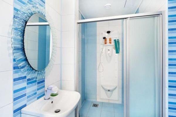 Mẹo hay để tối đa hóa không gian phòng tắm nhỏ (phần 2) 2