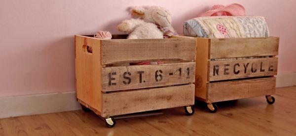 ý tưởng lưu trữ đồ chơi