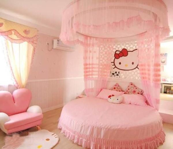Không gian sống ngọt ngào hơn nhờ... chú mèo Hello Kitty 3