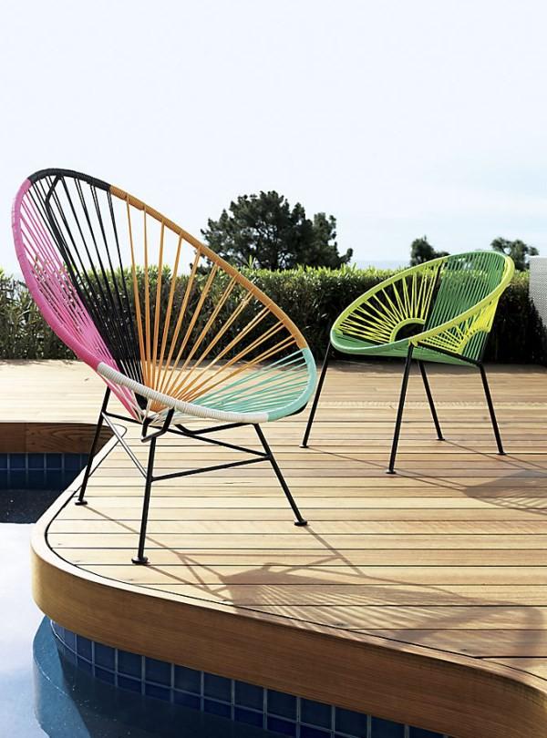 nhung mau ban ghe tran day cam hung mua he  Những mẫu bàn ghế tràn đầy cảm hứng mùa hè