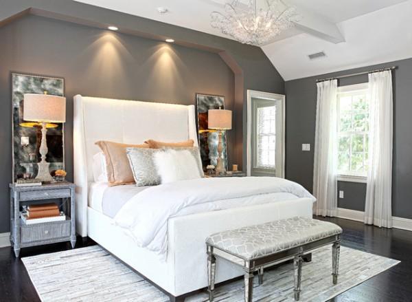 Lựa chọn màu sắc và phụ kiện cho phòng ngủ hợp phong thủy 5