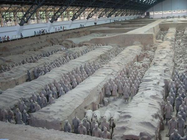 Bí ẩn của những ngôi mộ cổ 1