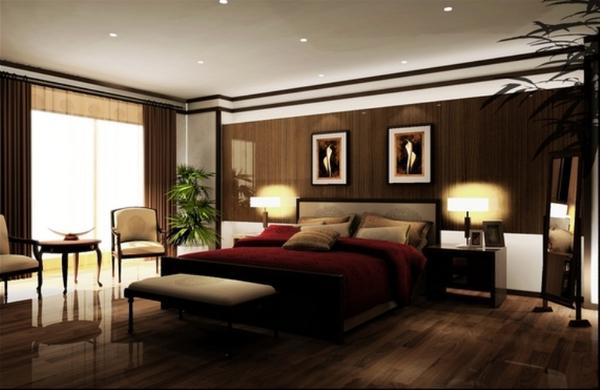 Bài trí phòng ngủ đẹp và hợp phong thủy 1