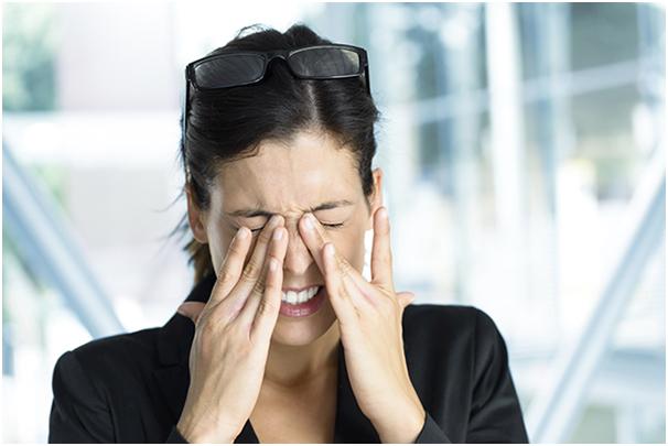 đoán bệnh trong cơ thể qua đôi mắt 2
