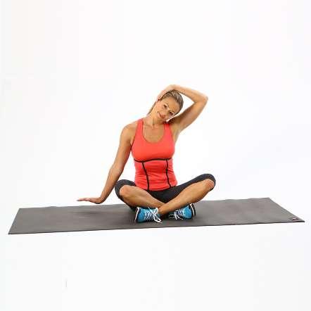 Giảm đau nhức vùng cổ ngay lập tức với bài tập co giãn cơ 1