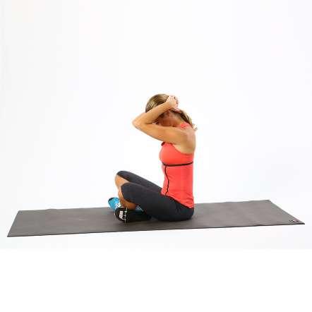 Giảm đau nhức vùng cổ ngay lập tức với bài tập co giãn cơ 2