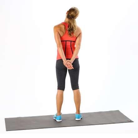 Giảm đau nhức vùng cổ ngay lập tức với bài tập co giãn cơ 3
