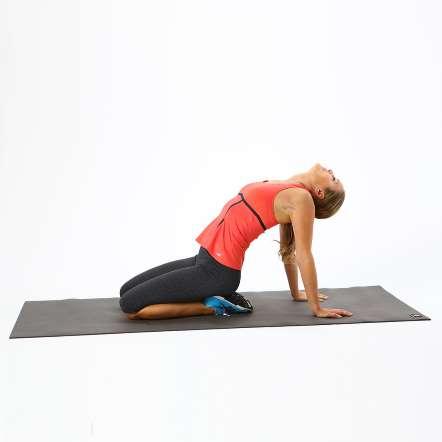 Giảm đau nhức vùng cổ ngay lập tức với bài tập co giãn cơ 5