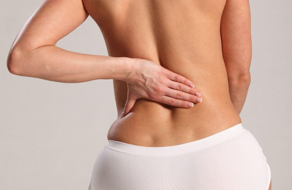 đau lưng do bệnh phụ khoa