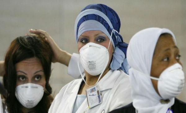 viêm đường hô hấp cấp Mers-Co