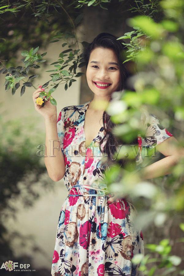 """Liu Trần - quý cô """"mặc váy dài 10 năm chưa biết chán!"""" 24"""