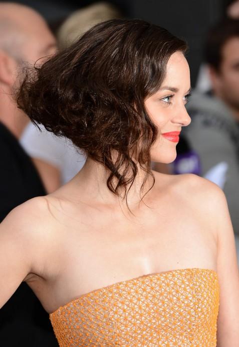 Kiểu tóc hoàn hảo khắc phục nhược điểm mặt gãy 2