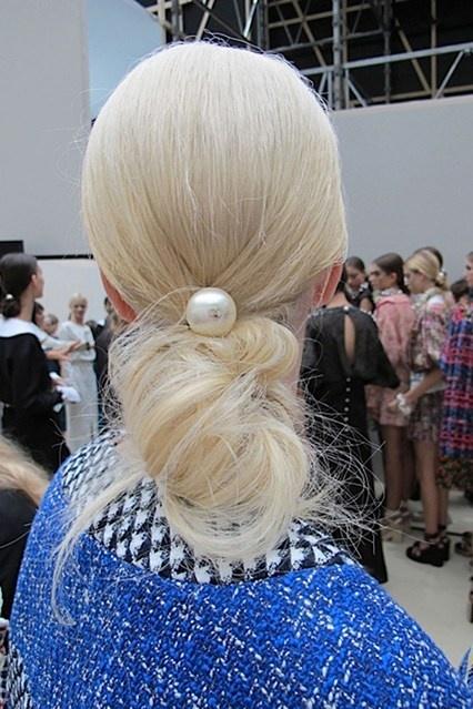 7 kiểu tóc búi/cột bạn nên thử cho mùa Hè 2013 21
