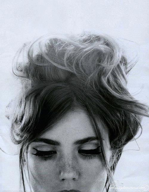 7 kiểu tóc búi/cột bạn nên thử cho mùa Hè 2013 1