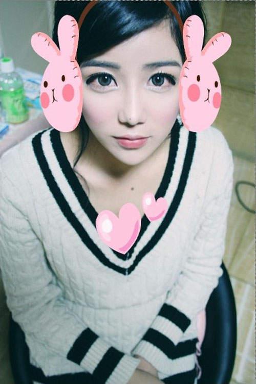 Gương mặt thật gây sốc của các búp bê xinh đẹp xứ Hàn 15