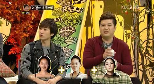 Gương mặt thật gây sốc của các búp bê xinh đẹp xứ Hàn 28