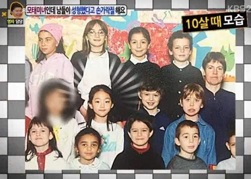 Gương mặt thật gây sốc của các búp bê xinh đẹp xứ Hàn 32