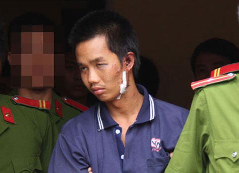 Vợ sát thủ Đặng Trần Hoài nức nở trước ngày xét xử 1