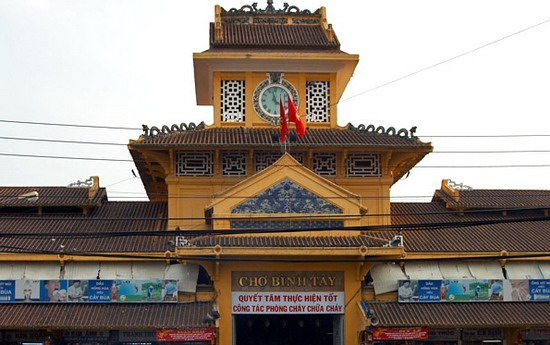 6 ngôi chợ thú vị ở Sài Gòn