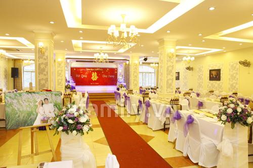 Đắt khách dịch vụ đặt tiệc cưới tại Hà Nội 4