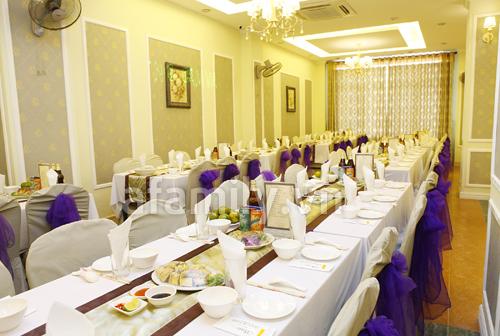 Đắt khách dịch vụ đặt tiệc cưới tại Hà Nội 3