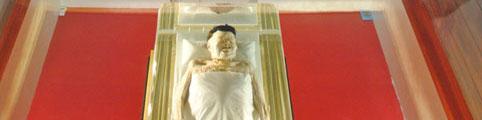 """Giải mã bí ẩn xác ướp mỹ nhân """"ngủ yên"""" 2.000 năm"""