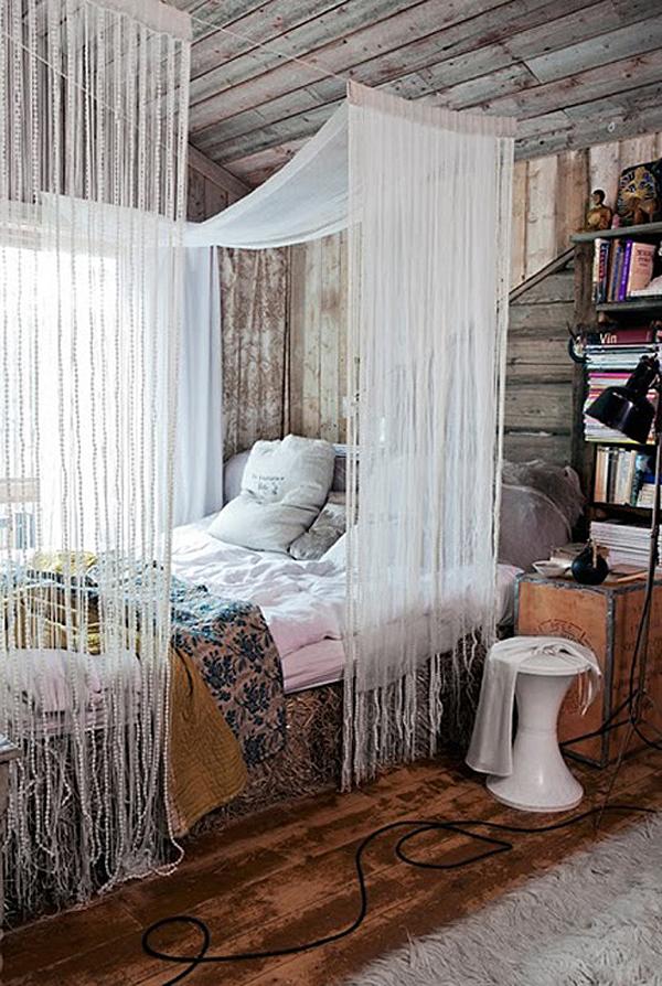 Thiết kế phòng ngủ theo phong cách Bohemian