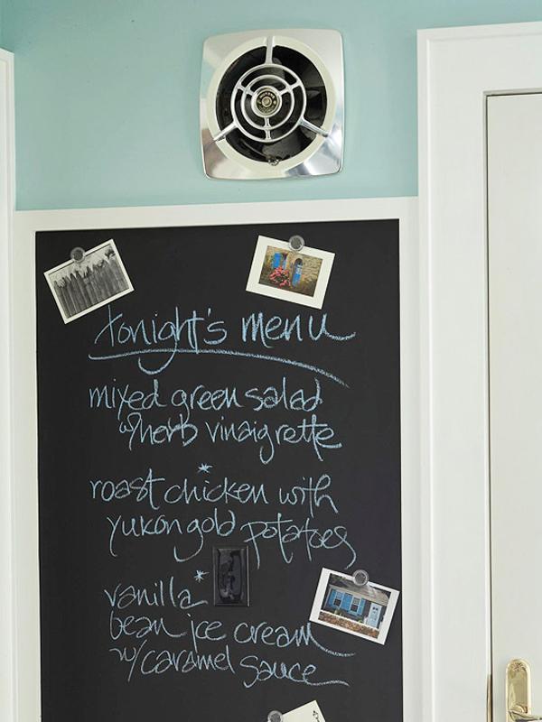 Lấy lại cảm hứng cho căn bếp buồn tẻ